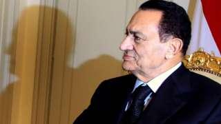 Хосни Мубарак (2010 год)