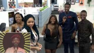 Finalist for Big Brother Naija
