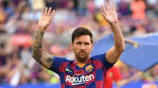 Messi fit begin wave to im fans for France by di time new football season start