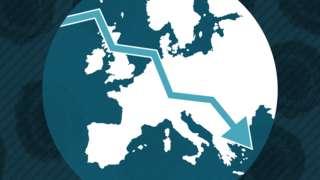 Europe lockdown easing graphic