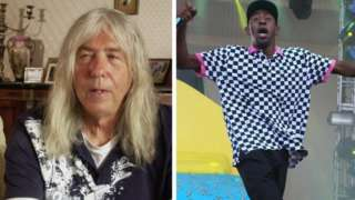 Mick Ware and Tyler, the Creator