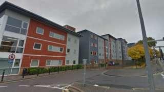 Cardiff University's Talybont halls