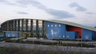 Gloucestershire police headquarters