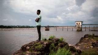 Kongo'da internet altyapısı kurmak zorlu bir iş