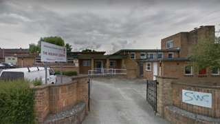 Pupil referral unit on Holway Centre, Byron Road, Taunton