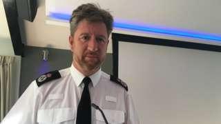 Chief Constable of Norfolk, Simon Bailey