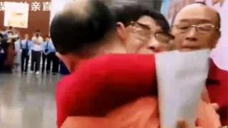 Ubwo Li Jingzhi yari abonye umuhungu we mu myaka 32 yari ishize