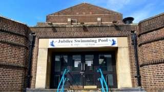 Jubilee Pool was opened in 1937