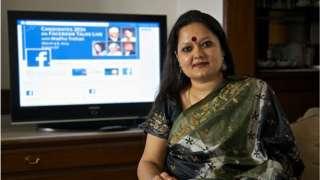 Ankhi Das, Facebook India's public policy director