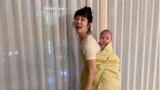 사유리는 지난해 11월 일본에서 정자를 기증받아 아들 '젠'을 출산했다