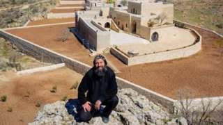 Mor Yakup Kilisesi Rahibi Sefer (Aho) Bileçen