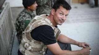 Cantlie Suriye'de çalışırken 2012 yılında kaçırılmıştı