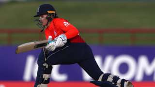 England's Tammy Beaumont