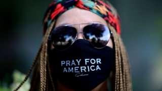 अमरीका में कोरोना वायरस