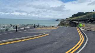 Sea defence improvements