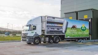 Aylesbury lorry