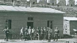 Nemački vojnici u Smederevu tokom Drugog svetskog rata