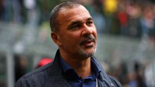Former Chelsea and Netherlands midfielder Ruud Gullit