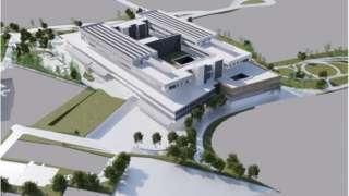 Jersey Hospital plan