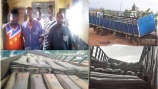 Digbí ni ojú irin Kaduna- Abuja wa-ọlọ́pàá Kaduna