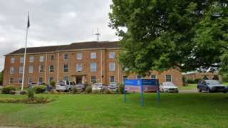 Wiltshire Police HQ Devizes