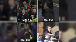 Four men Leicestershire Police want to trace after fight