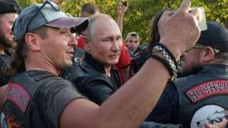 Путин ва миллатчи