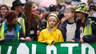 Greta Thunberg in Bristol