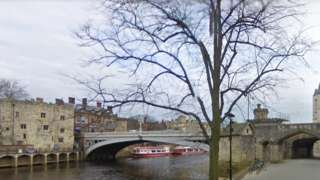 Lendal Bridge