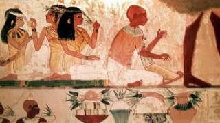 مظاهر احتفالية في مصر القديمة
