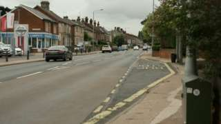 Norwich Road, Ipswich