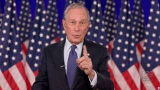 Mike Bloomberg spent millions in his failed campaign to be the Democratic presidential candidate