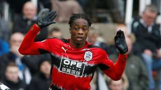 Huddersfield's Terence Kongolo