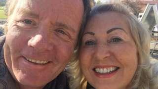 Gary and Pauline Yates