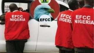 EFCC Raid: Gbájúẹ̀ 56 ni ọwọ́ tẹ̀ ni òtẹ́lì àti àwọn bùba mííràn nípìnlẹ̀ Ogun