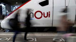 Железнодорожный локомотив во Франции