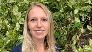 Alice Todd, co-founder of open water swimming holiday firm Swim Quest