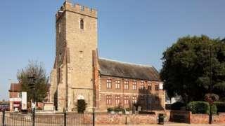 Thomas Plume's Library, Market Hill, Maldon, Essex
