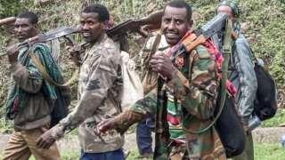 Intambara muri Ethiopia yatangiye mu mezi 10 ashize