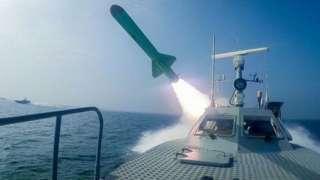 ईरानी मिसाइल