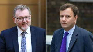 David Mundell and Greg Hands