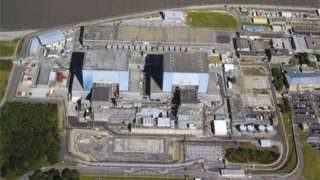 Hinkley Point A Power Station