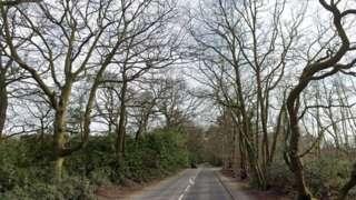 A27 Kanes Hill, Burlesdon