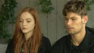 Zoe and Anthony