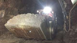 Dalradian says the mine could potentially create hundreds of jobs in construction and operation