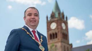 Councillor Brian Tierney