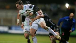 Dragons v Ospreys
