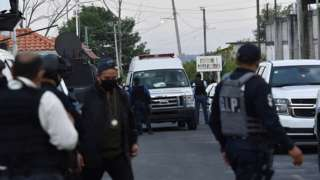 Başkent Mexico City sınırındaki Meksika eyaleti ülkede en fazla şiddetin yaşandığı bölgelerden biri.