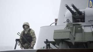 Як Україна готується протистояти Росії в Азовському морі - CNN