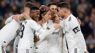 Madrid Celebrate